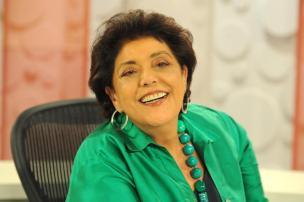 """Após ser demitida da TV Brasil, Leda Nagle desabafa: """"Claro que fiquei triste"""" Empresa Brasil de Comunicação/Divulgação"""