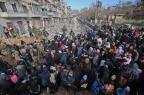ONU manifesta preocupação por suposto desaparecimento de refugiados na Síria Youssef KARWASHAN/AFP