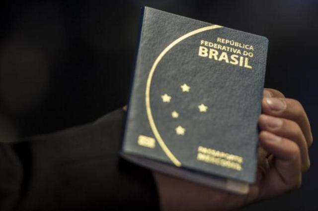 Polícia Federal suspende emissão de passaportes por tempo indeterminado Marcelo Camargo/Agência Brasil