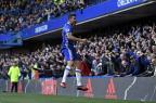 Diego Costa fica fora de jogo do Chelsea e fortalece rumores de saída justin tallis/afp