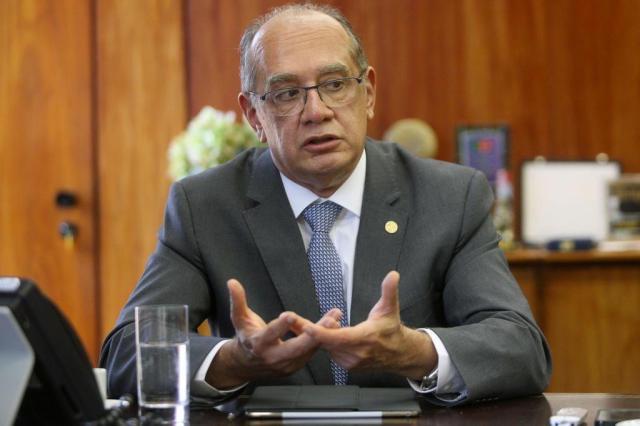 Gilmar Mendes diz que plenário do STF deve decidir sobre posse de Moreira Franco Roberto Jayme/Ascom TSE/Divulgação