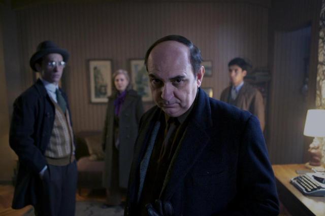 """Poeta Pablo Neruda é tema do novo filme do diretor de """"O clube"""" imovision/Divulgação"""
