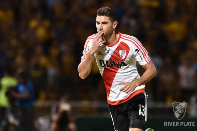 D'Alessandro se despede do River Plate com título da Copa Argentina River Plate / Divulgação/Divulgação