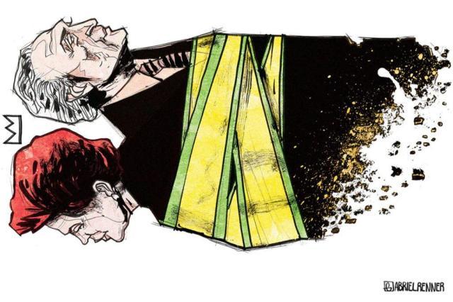 O impeachment foi um erro Gabriel Renner/Arte ZH