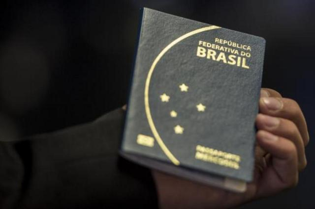 Confecção de passaportes é retomada hoje pela Casa da Moeda Marcelo Camargo/Agência Brasil