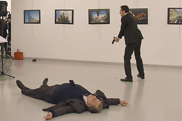 Putin nomeia novo embaixador na Turquia após assassinato de diplomata YAVUZ ALATAN / SOZCU DAILY /AFP