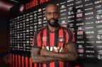 Grafite pede rescisão de contrato para deixar o Atlético-PR Marco Oliveira / Divulgação Atlético-PR/Divulgação Atlético-PR