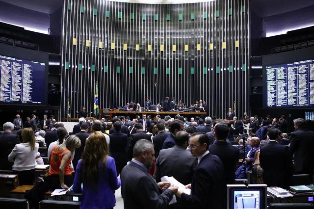 Aliados de Temer admitem que pode haver traição no plenário Antonio Augusto/Câmara dos Deputados