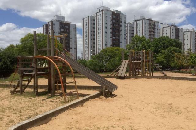 Zero Hora confere situação de praças da zona norte de Porto Alegre indicadas por leitores Jéssica Weber/Agência RBS
