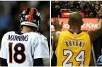 Relembre grandes nomes dos esportes americanos que se aposentaram em 2016 Ezra Shaw e  Stacy Revere / Getty Images/AFP/Getty Images/AFP