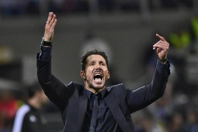 Inter de Milão vai oferecer R$ 36 milhões por cinco anos de contrato para Simeone, diz jornal PIERRE-PHILIPPE MARCOU/AFP