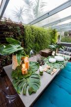 Ano-novo com decoração tropical: receber em casa com verde, a cor da renovação Omar Freitas/Agencia RBS