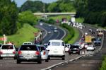 Saída para o feriado de Ano-Novo tem trânsito intenso nesta sexta-feira