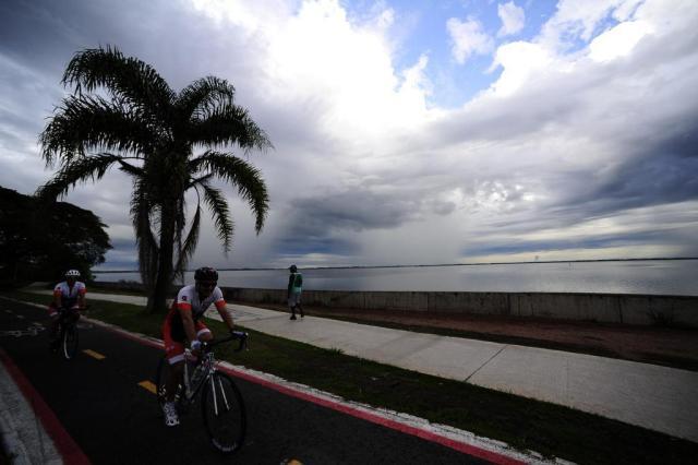 Virada do ano deve ter tempo instável, mas com pouca chuva, no Rio Grande do Sul Ronaldo Bernardi/Agência RBS