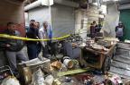 Duplo atentado suicida mata 27 pessoas em Bagdá SABAH ARAR/afp