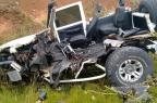 Homem morre em acidente na Rota do Sol, em São Francisco de Paula PRF/Divulgação