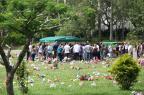 """""""Eles estavam dando a volta na quadra"""", diz primo de gaúcha morta em Florianópolis Tadeu Vilani/Agencia RBS"""
