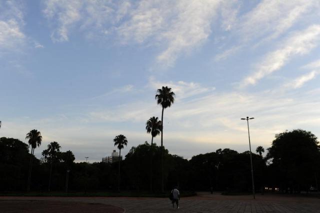 Terça-feira deverá ser de tempo instável e calor no Rio Grande do Sul Ronaldo Bernardi/Agência RBS