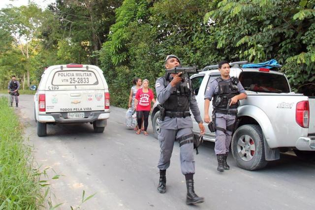 Diretor de presídio em Manaus é afastado após denúncias de detentos Marcio SILVA/AFP