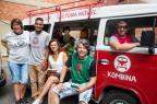 Projeto Kombina, ponto de cultura móvel, inicia sua primeira viagem internacional visitando o Uruguai Omar Freitas/Agencia RBS