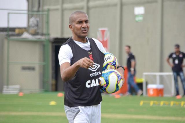 Vasco anuncia demissão do técnico Cristóvão Borges Matheus Alves/Vasco/Divulgação