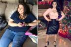 Mulher emagrece 47 kg após descobrir que o marido e a amante a chamavam de gorda Reprodução / Facebook/Facebook