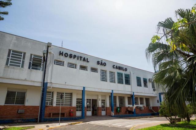 Calamidade financeira no Hospital São Camilo preocupa comunidade de Esteio Omar Freitas/Agencia RBS