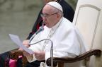 Papa Francisco canonizará crianças pastoras de Fátima em 13 de maio FILIPPO MONTEFORTE/AFP