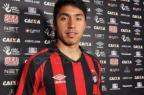 Ainda preso na Argentina, Luciano Cabral não se reapresentará no Atlético-PR Divulgação / Atlético-PR/Atlético-PR