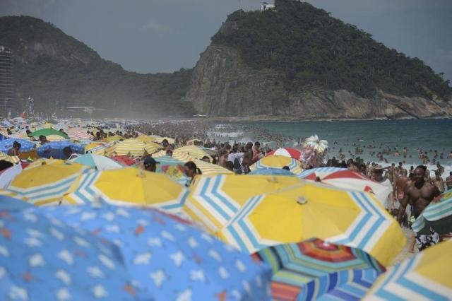 Turismo estrangeiro cresceu 4,8% no Brasil em 2016 Tomaz Silva/Agência Brasil