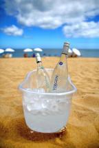 Água oferecida em bistrô de Punta é uma das mais puras do Uruguai Felipe Nogs/Agencia RBS