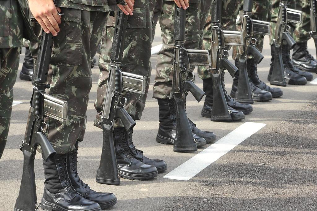Jovens brasileiros têm até 30 de junho para fazer alistamento militar Jean Pimentel/Agencia RBS