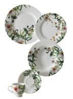 Boas ideias: porcelanas de Costanza Pascolato, decoração pet e sofá-cama para ambientes pequenos Copa&Cia/Divulgação