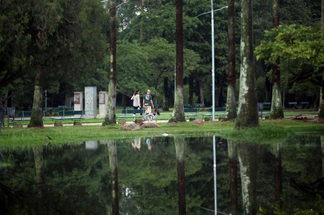 Rio Grande do Sul ainda pode ter temporais nesta quinta-feira Tadeu Vilani/Agencia RBS