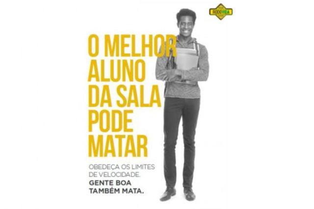 Após polêmica, governo federal retira cartazes de campanha de trânsito Agência Brasil/Divulgação