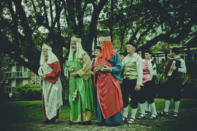 Dia de lembrar o Terno de Reis Sonho de Natal / Divulgação/Divulgação