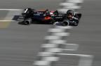 McLaren lançará em 24 de fevereiro o carro para a temporada 2017 JOSEP LAGO/AFP