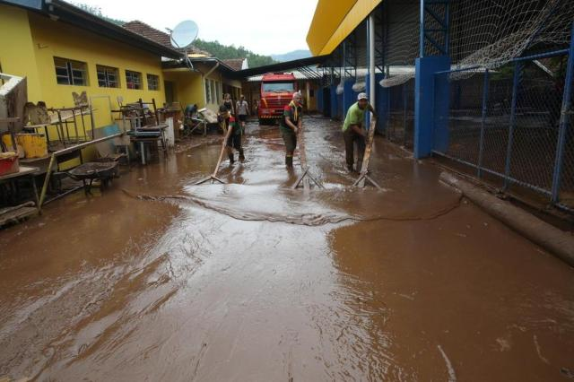Governo Federal reconhece situação de emergência em Rolante Tadeu Vilani/Agência RBS