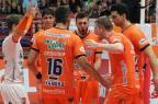 Canoas vence Monte Claros de virada e sobe para sexto lugar na Superliga Fernando Potrick/Gama,Divulgação