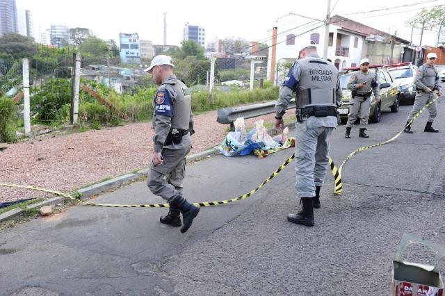 Guerra de facções espalha atos de terrorismo nas ruas de Porto Alegre Ronaldo Bernardi/Agencia RBS
