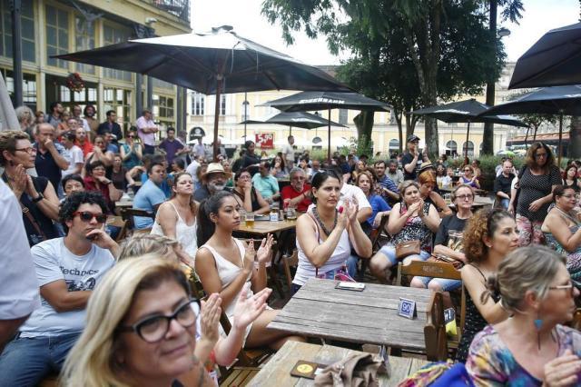 Grupo de intelectuais e artistas lança carta contra a extinção de fundações Camila Domingues/Especial