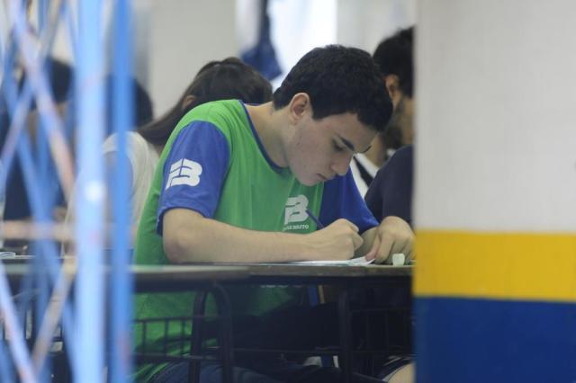 120 candidatos gabaritam prova de português no vestibular da UFRGS Ronaldo Bernardi/Agencia RBS