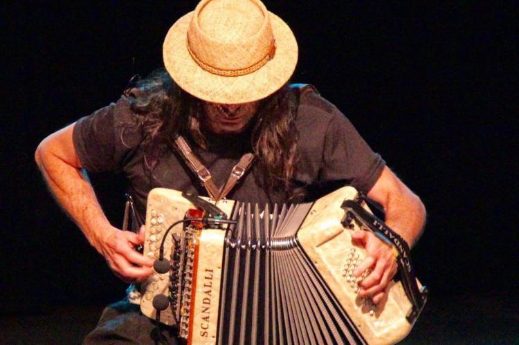 Renato Borghetti e grupo vão ao 11º Cartagena Festival Internacional de Música, na Colômbia Marcos Borghetti/Divulgação