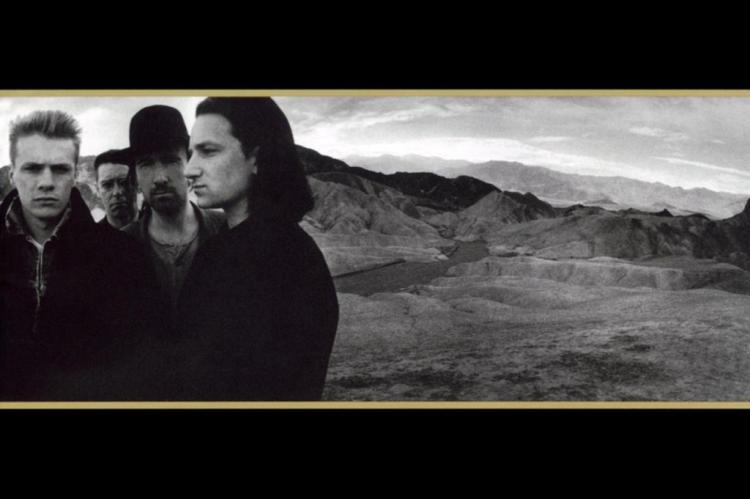"""U2 anuncia turnê que comemora os 30 anos do disco """"The Joshua Tree"""" Reprodução/Reprodução"""