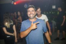 Robertinho Huwwari comemora aniversário na Caxa, nova casa noturna de Atlântida Felipe Gaieski/Divulgação