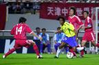 China vibra com aumento da Copa e fala em possibilidade de sonho Mauro Vieira/Agencia RBS
