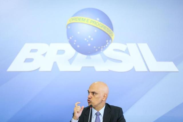 """""""Problema do sistema prisional é a corrupção"""", avalia ministro da Justiça Marcelo Camargo/Agência Brasil"""