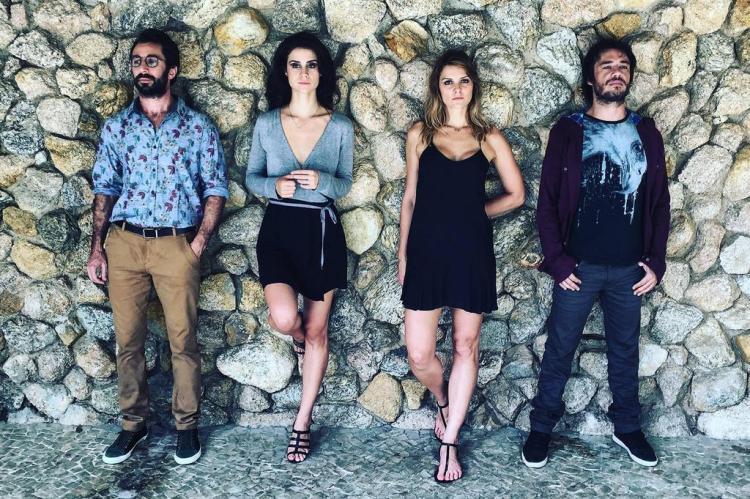 Nova série do Canal Brasil conta história de amor e intrigas Canal Brasil/Divulgação
