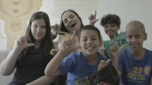 Re.turn e Lojas Lebes promovem jogo de tacobol em prol das crianças doInstituto do Câncer Infantil (ICI) Divulgação/