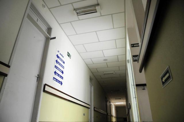 Com leitos vazios, hospitais da Serra passam por crise Marcelo Casagrande/Agencia RBS